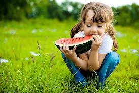 καλοκαιρινή διατροφή παιδική
