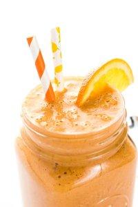 χυμός-μήλο-πορτοκάλι-τζίντζερ