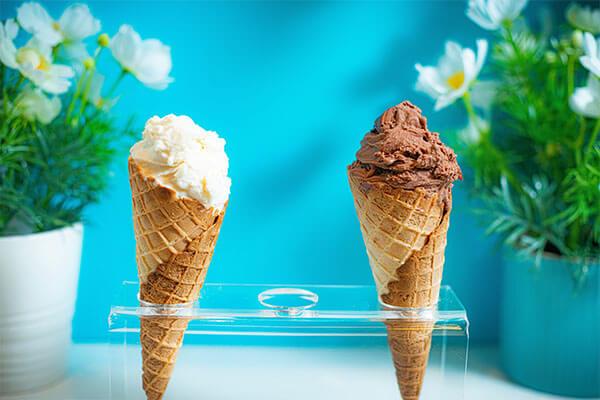 παγωτό-συνταγή-λίγες-θερμίδες