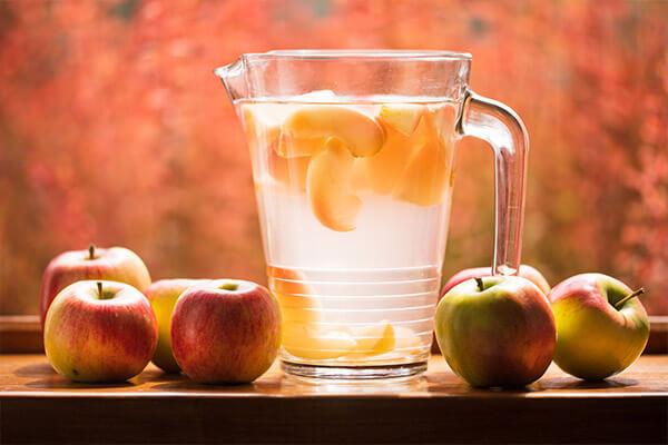 μηλόπιτα-Smoothie-μήλου