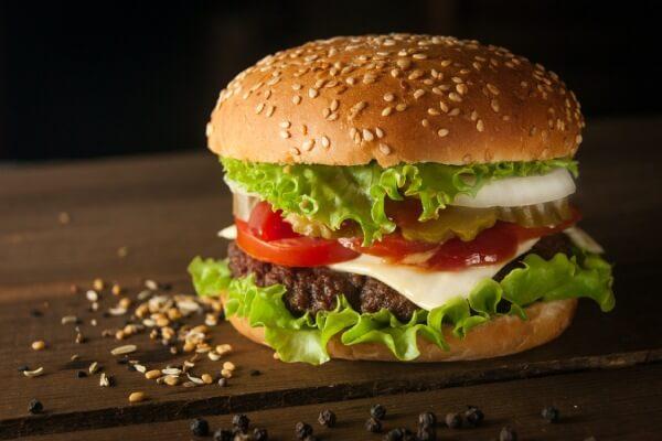 burger με λιγότερες θερμίδες αρχοντούλα μπακιρτζή διαιτολογος Σέρρες